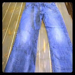 Buffalo David Bitton Straight Jeans